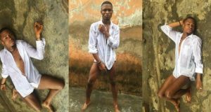 Nigerian man strikes