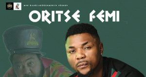 Oritse Femi Where Is The Love lyrics