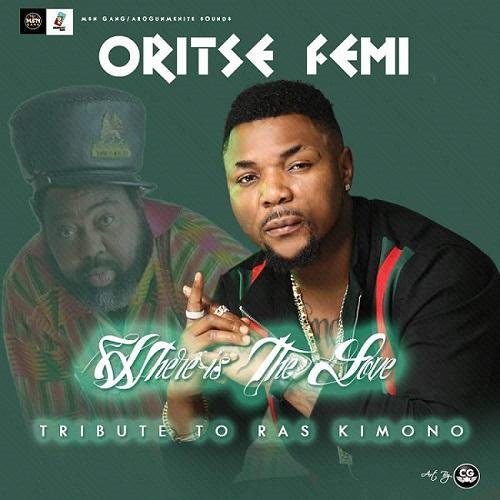 Oritse Femi Where Is The Love