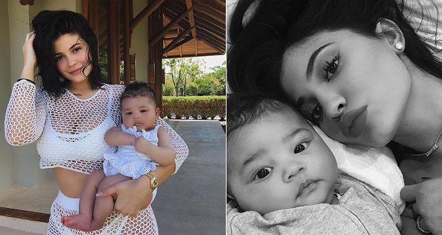 """Image result for """"My daughter has made me love myself more and accept everything about me"""" – Kylie Jenner"""