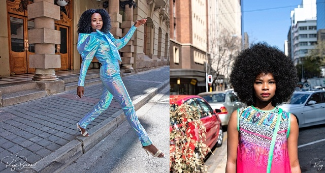 Image result for Ex-Bread Seller, Olajumoke Stars In Editorial Shoot In South Africa (Photos)