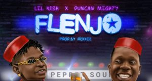 Lil Kesh Flenjo Lyrics
