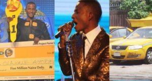 Project fame Olawale Ojo