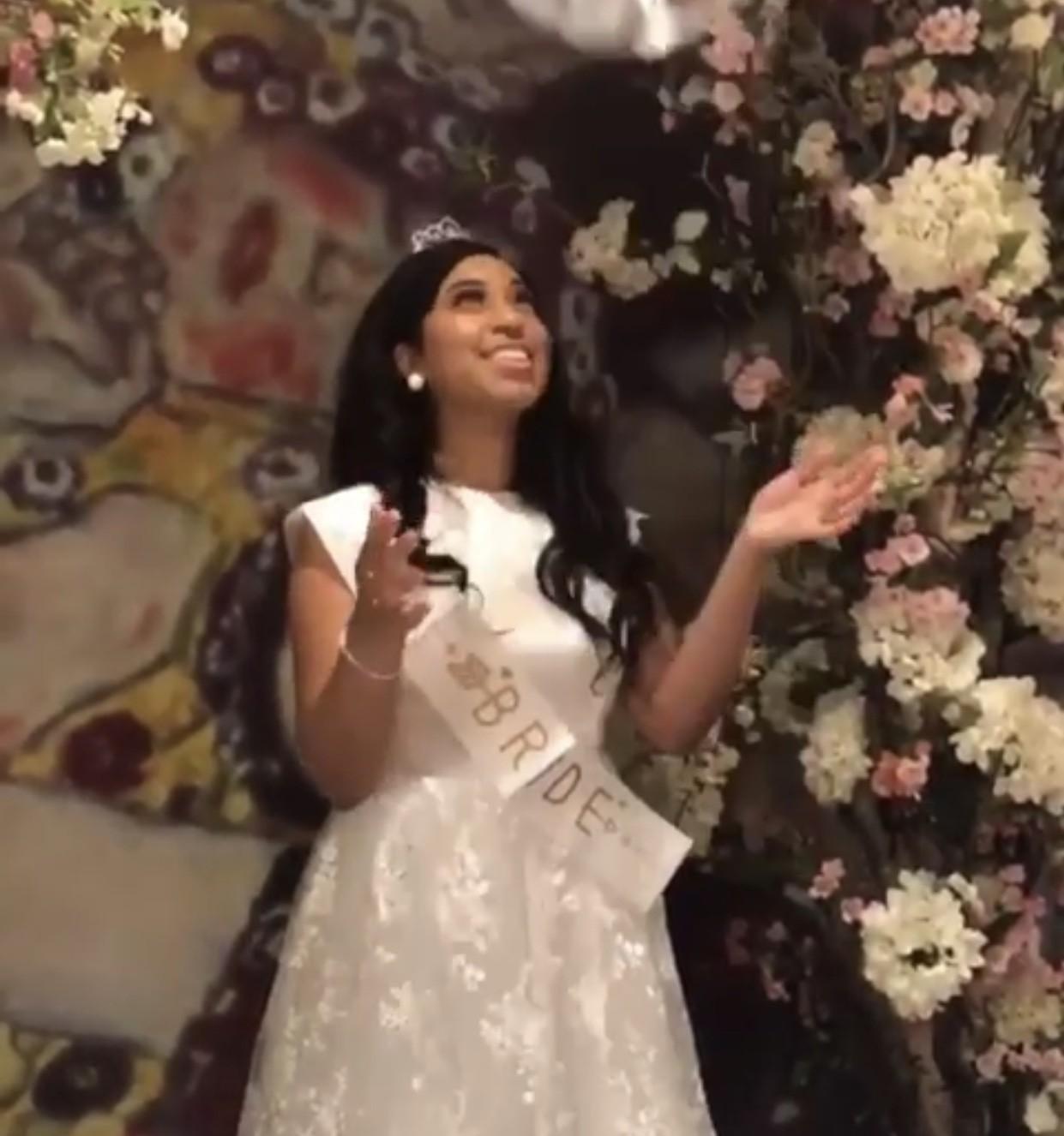 Sharon Oyakhilome's bridal shower