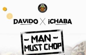 Ichaba Man Must Chop lyrics