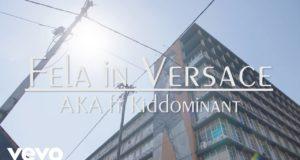 AKA Fela In Versace video