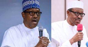 President Buhari says