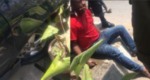 taxify driver suffers seizure
