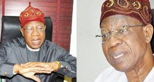 Lai Mohammed denies reports