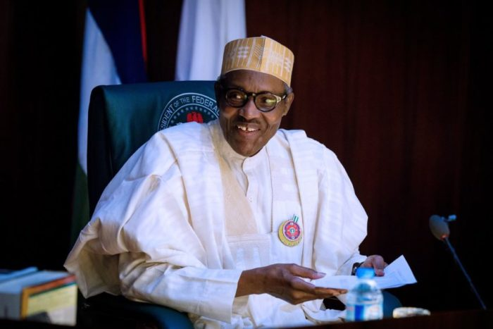 President Buhari reveals