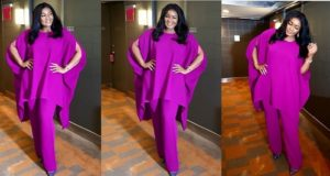 Omotola Honored