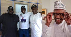 Obasanjo Joins President Buharis