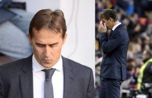 Real Madrid sacks