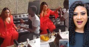 Nkechi Blessing Sunday engaged