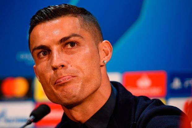 Ronaldo reveals