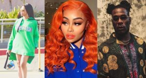 Dencia slams Burna Boy