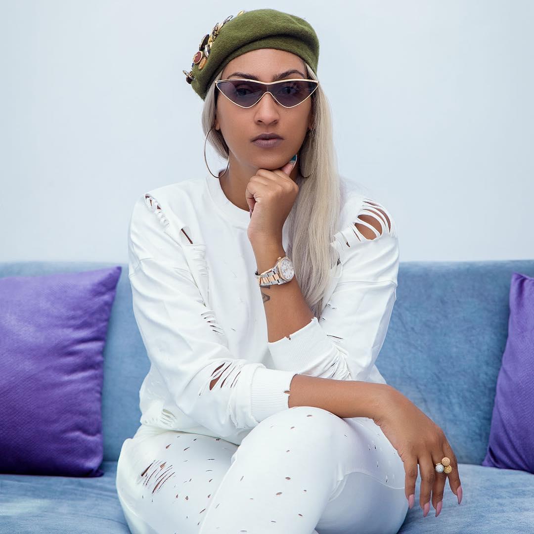 Juliet Ibrahim vows
