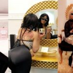 Blac Chyna reportedly made N10million