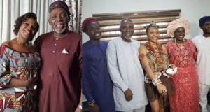Olu Jacobs celebrate 33rd wedding anniversary