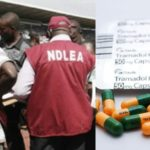 NDLEA intercepts 581 million Tramadol tablets