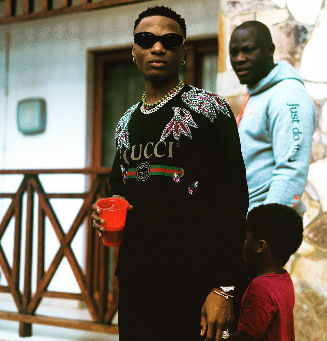 Tiwa Savage reacts to Wizkid's comparison on who is richer?