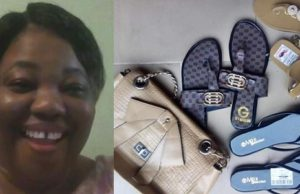 Nigerian woman reveal birthday gifts