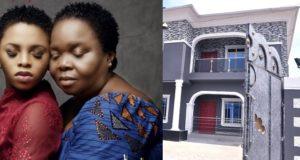 Chidinma Ekile builds
