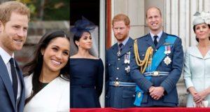 Meghan Markle tears royal family apart
