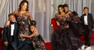 Lola Omotayo-Okoye shares