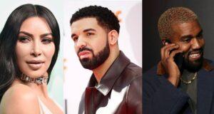 Kim Kardashian defends husband
