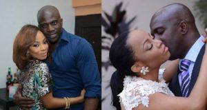 Maje Ayida denies infecting Toke Makinwa