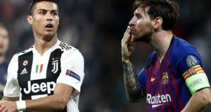 Ronaldo urges Messi