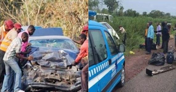 Enugu road accident