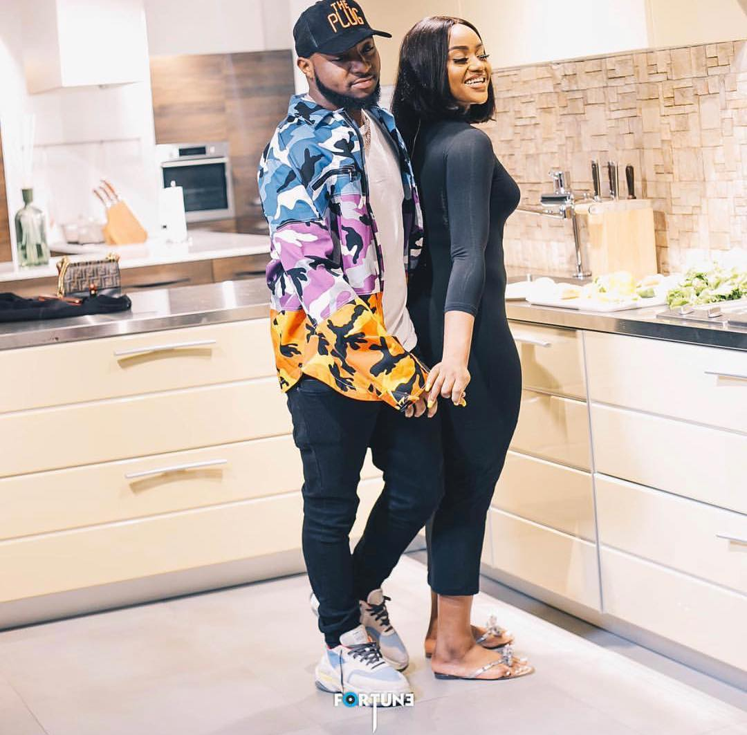 Chioma deletes Instagram Account after Davido celebrated his baby mamas. -  YabaLeftOnline