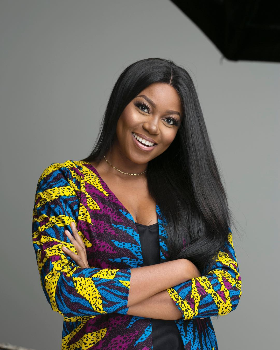 Actress Yvonne Nelson