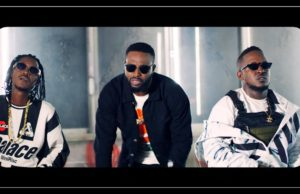 DJ Neptune Blood & Fire Video