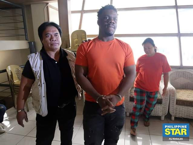 Nigerian Fraudster arrested in Philippines for Threatening