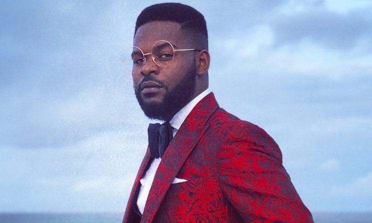 Falz reacts
