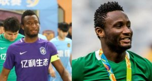Mikel Obi quits Chinese club