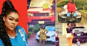 Daniella Okekes Car Collection
