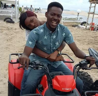Simi celebrates husband