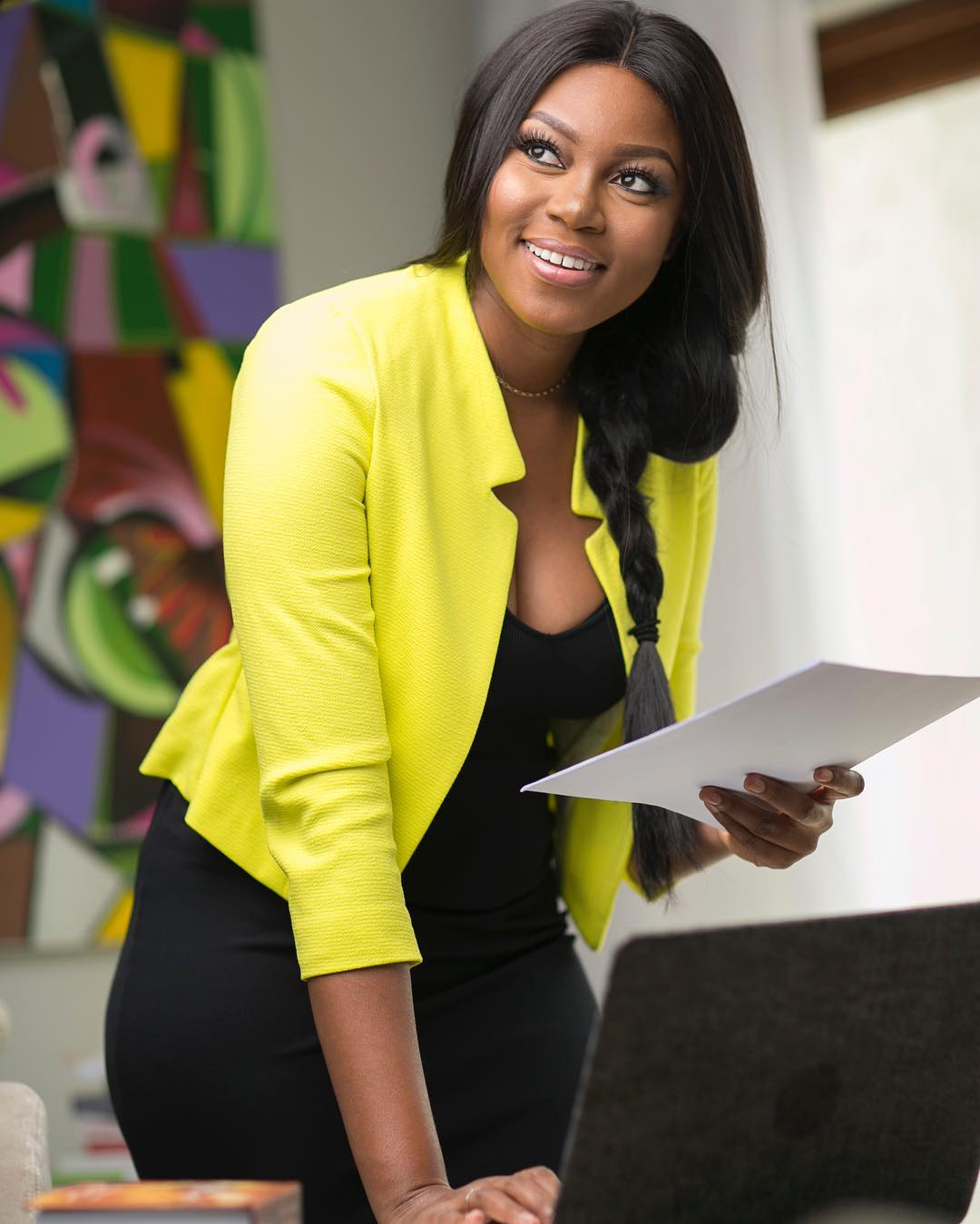 Actress Yvonne Nelson reveals