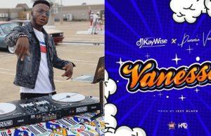 DJ Kaywise Vanessa