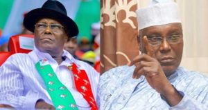 Atiku Rejects Presidential Election Result