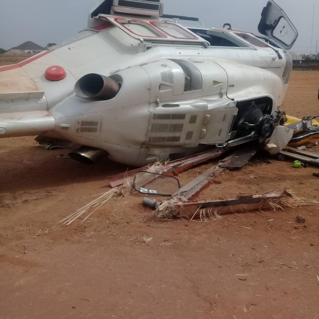 Osinbajo Helicopter Crash