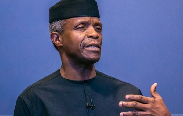 Helicopter carrying Osinbajo crash