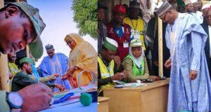 Aisha Buhari vote