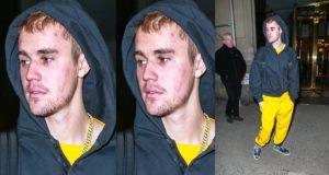 Justin Bieber spotted