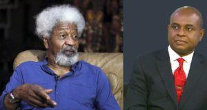 Wole Soyinka Endorses
