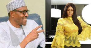 Daniella Okeke reacts to Buhari's election